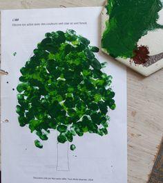 arbre saison peinture Canada, Herbs, Arts Plastiques, Impressionism, Paintings, Herb, Spice