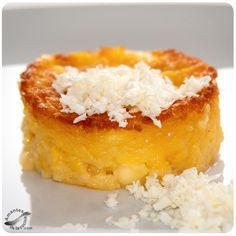 Tortitas de Jojoto (Tartitas de maíz tierno).http://amantesdelacocina.com/cocina/2010/11/tortitas-de-jojoto-tartitas-de-maiz-tierno/