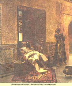 images of moors in paintings | Arab and Berber (Moor) paintings