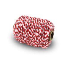 Ficelle Rouge et Blanc