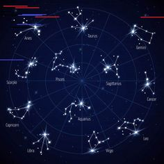 Buy Sky Star Map with Constellations Stars by MicrovOne on GraphicRiver. Vector sky star map with constellations stars. Set of constellation in space night illustration Zentangle, Butterfly Artwork, Night Illustration, Constellation Map, Zodiac Constellations, Free Vector Art, Map Vector, Star Sky, Stargazing