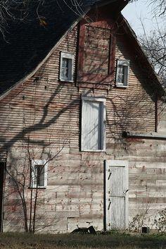 Kansas Barn | Flickr - Photo Sharing!