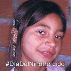 Ella es Tania Ayelén Merlo, tiene 16 años, es de Ciudad Autónoma de Buenos Aires y está perdida desde el 28 de marzo de 2010.  Cambiá tu foto de perfil por la de Tania. Cuántos más seamos, más chances hay de que Tania pueda disfrutar este Día del Niño junto a su familia.  missingchildren.org.ar – 0800-333-5500