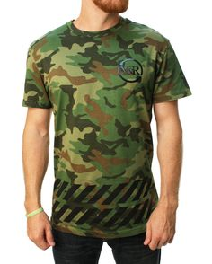 Young & Reckless Men's HD Solo Mission Graphic T-Shirt