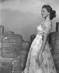 La otra 'divina' sueca de Hollywood en los años 40, recién llegada a la meca del cine