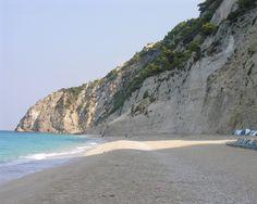 Egremni  Lefkada, Greece