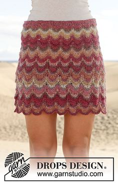 Ravelry: 155-15 Oh la la! pattern by DROPS design