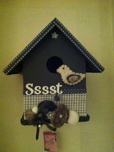 birdhouse for nursery