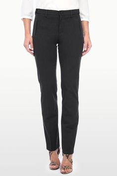 NYDJ: SANDRAH SLIM TROUSER IN CAREER STRETCH
