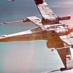 """6 Likes, 2 Comments - Star Wars: Cinematic (@starwarscinematic) on Instagram: """"Just a dope ass X-Wing shot, nothing more."""""""