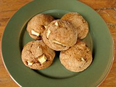 apple ginger cookies