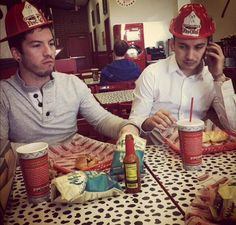 If anyone asks you about Twenty One Pilots, just show them this picture.