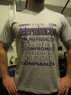 #Perseverancia - #Determinación -#Preparación -#Sacrificio - #Foco - #Compromiso - #Experiencia - #Voluntad - #Confianza - #Waykis