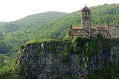 Castellfollit de la Roca, España