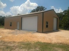 Metal shop buildings with living quarters google search for 30x50 garage packages