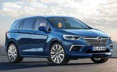 2017 Opel Zafira Model
