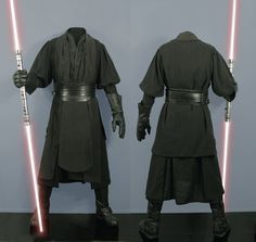 another shot of darth maul costume
