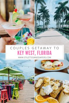 A complete Key West Vacation Guide with where to stay, where to eat and the thin. - A complete Key West Vacation Guide with where to stay, where to eat and the things we loved doing th - Visit Florida, Florida Vacation, Florida Travel, Vacation Trips, Vacation Ideas, Florida Girl, Greece Vacation, Vacation Places, Dream Vacations