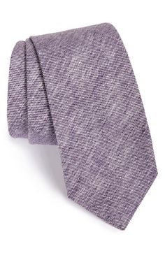ALEXANDER OLCH Faded Cotton Twill Tie available at #Nordstrom