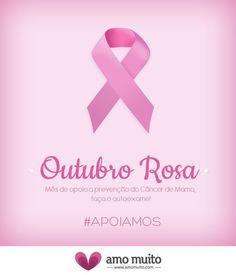 Outubro Rosa lembra importância da prevenção do câncer de mama