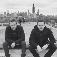 Ruzek & Halstead. Chicago PD.