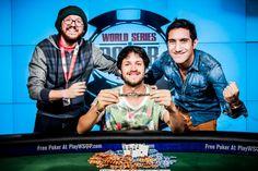 WSOP Europe 2015: Первый уругвайский чемпион WSOP.  Профессиональный игрок в покер из Уругвая Алекс Комароми приобрел статус первого победителя турнира Мировой серии покера (WSOP) из этой южноамериканской страны.