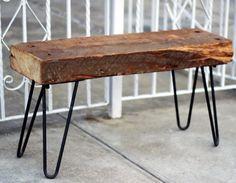 Reclaimed wood bench lauren2pt0