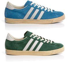 Adidas Originals Greenstar Vintage (Lipiec 2012) ayer no la encontre en la adidas store de vesp D: