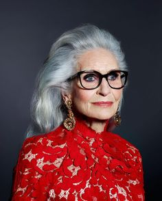 Meet the World's Oldest Supermodel - Daphne Selfe, 87, talks about her most lucrative years yet