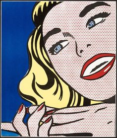 From flowers to soup cans, find original Pop Art for sale in our live online auctions with famous artists like Andy Warhol, Roy Lichtenstein, and Keith Haring. Roy Lichtenstein Pop Art, Arte Pop, Andy Warhol, Big Bird Costume, Art Costume, Costume Ideas, Bd Pop Art, Ben Day Dots, Halloween Costumes You Can Make