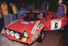 Lancia Stratos Darniche Mahe Tdc 1975