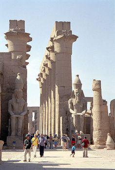 Egypt - Luxor                                                                                                                                                                                 Mais