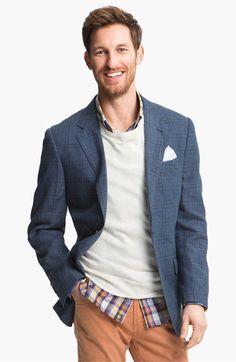 Robert Talbott Sportcoat, Maker & Company Sweater & AG Jeans Pants   Nordstrom