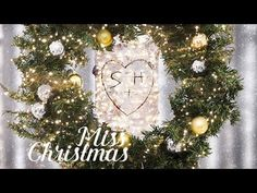 Miss Christmas - Starring Brooke D'Orsay and Marc Blucas Christmas Star, Christmas Wreaths, Christmas Ornaments, Best Hallmark Christmas Movies, Brooke D'orsay, Marc Blucas, Hallmark Channel, Seasons, Make It Yourself