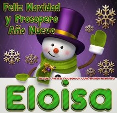 Mas Nombres Navideños aqui!! Christian Devotions, Merry Christmas And Happy New Year, Emoji, Teddy Bear, Christmas Ornaments, Holiday Decor, Projects, Gifts, Papi Chulo