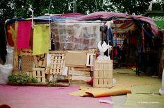 Bellastock : Notre gypsy camp Architecture Design, Gypsy, Camping, Campsite, Architecture Layout, Architecture, Outdoor Camping, Architecture Drawings, Building Designs