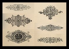 The Water World, 1884 by Nathan Godding, via Flickr