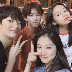 New Korean Drama, Korean Best Friends, I Need Friends, Human Bean, Drama Fever, Kim Dong, Avatar Couple, Kdrama Actors, Drama Korea