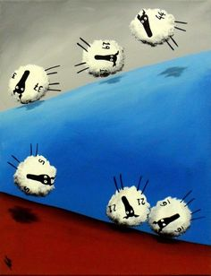"Mervyn Tay; ""Lucky Sheep Strike"""