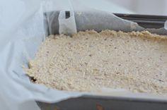 Havermoutbrood – Nadia's Healthy World Krispie Treats, Rice Krispies, Vanilla Cake, Quiche, Grains, Food And Drink, Diet, Healthy, Desserts