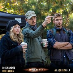 5th wave bts The Fifth Wave, Brave, Bts, Couple Photos, Movies, The 5th Wave, Couple Shots, Films, Couple Photography