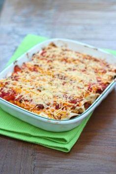 Lekker en Snel: Wraps uit de oven - Lekker en Simpel