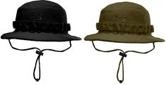Men's Under Armour Tactical Bucket Hat - Black or OD Boonie Hats UA 1219730