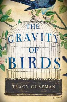 The Gravity of Birds | Tracy Guzeman...One of the best reads I have experienced in a long while. It started with a vague sense of familiarity and the intensity of the characters grew making it impossible to put down. A culmination of the realization of some paths being chosen by unrealized emotion, while others have a propensity towards an almost flagrant deep self-gratification. Leaves you wondering which is actually the lesser of two evils. Fascinating read.-JAM