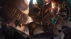 Fiddlesticks Ascendido levanta de sua tumba | League of Legends