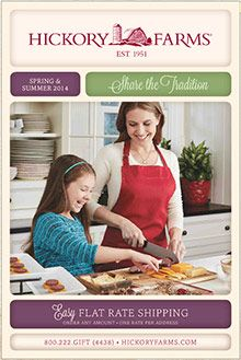 Hickory Farms catalog
