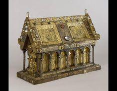 Reliquary Shrine of St. Amandus, 1250