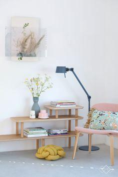 tonone-prchtg Leuk als lang TV meubel annex leeshoekje