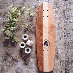 Woodland – Kippy Skateboards. Hand-made from sustainable Australian timber.
