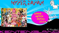Hyper Japan Christmas Market. Xmas, Christmas, Festivals, Entertainment, Japan, London, Marketing, Navidad, Navidad